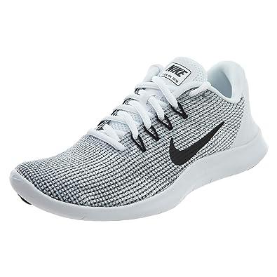 bf8ef2e23901f NIKE Women s WMNS Flex 2018 Rn Low-Top Sneakers  Amazon.co.uk  Shoes ...