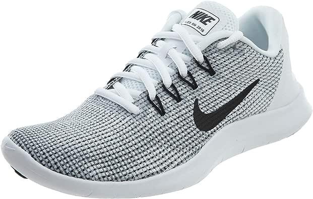 Nike Wmns Flex 2018 RN, Zapatillas para Mujer, Multicolor (White/Black/Cool Grey 001), 39 EU: Amazon.es: Zapatos y complementos