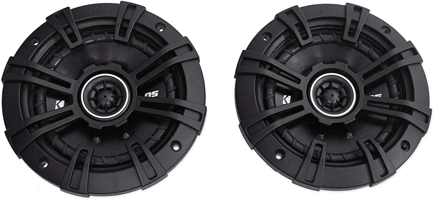 Kicker D-Series Car Speakers