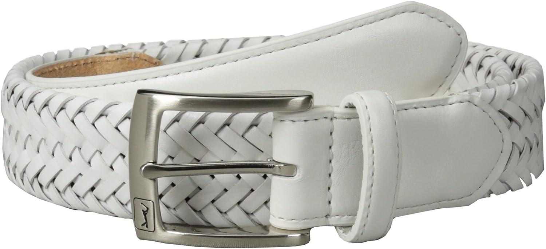 PGA TOUR Men/'s Comfort Stretch Belt