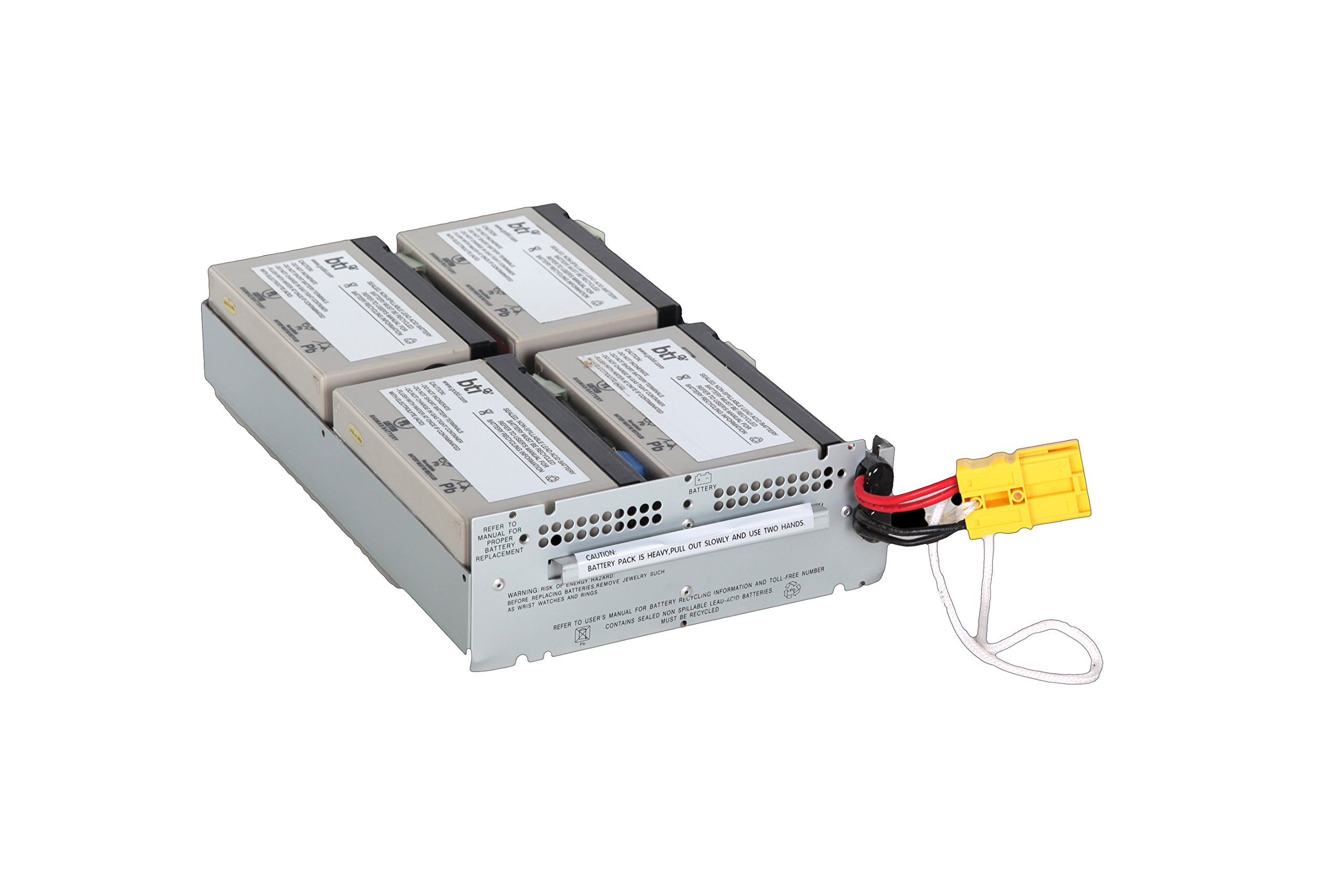 UPC RBC133-UPC Precharged Replacement Battery Pack
