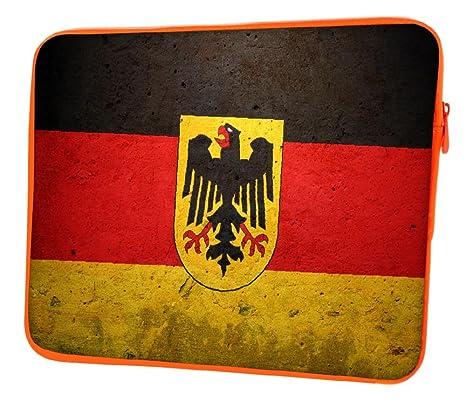 Snoogg Bandera De Alemania Funda 15