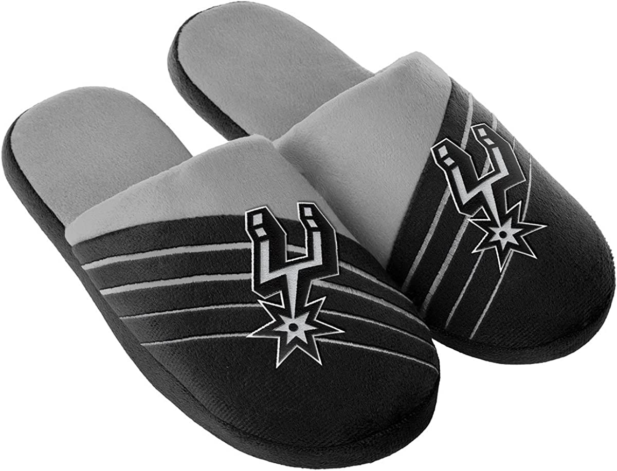 San Antonio Spurs 2016 Big Logo Slide Slipper Extra Large