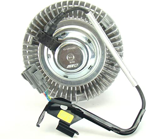 New Electric Fan Clutch Radiator fit 03-04 Dodge Ram 2500 5.9L