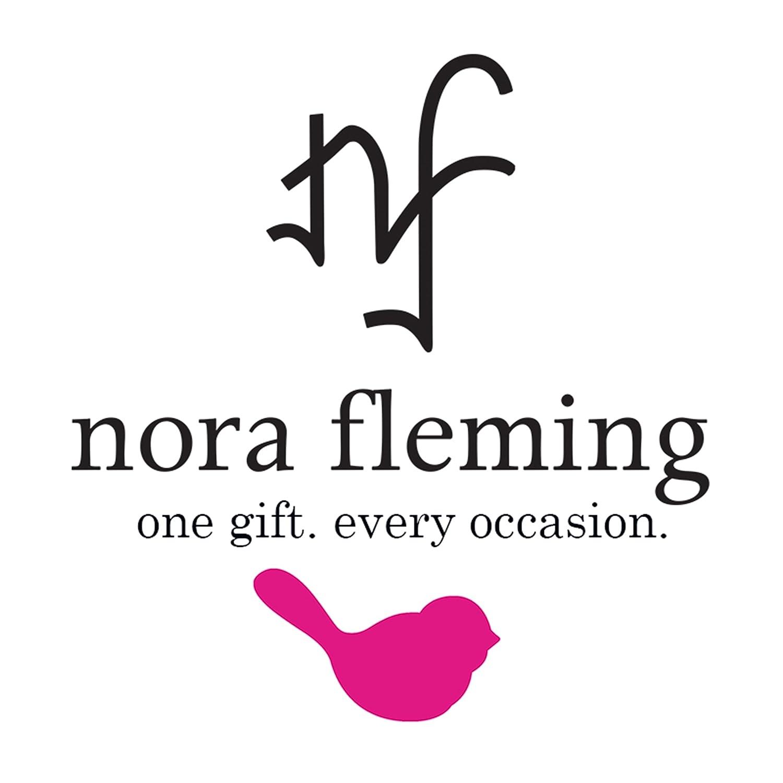nf nora fleming Nora Fleming Margarita Mini - Lime & Salt, Please - Hand-Painted Ceramic Charm - A130