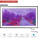 "Samsung UN65LS03N 65""-Class The Frame Premium 4K UHD TV (2018 Model) - (Certified Refurbished)"