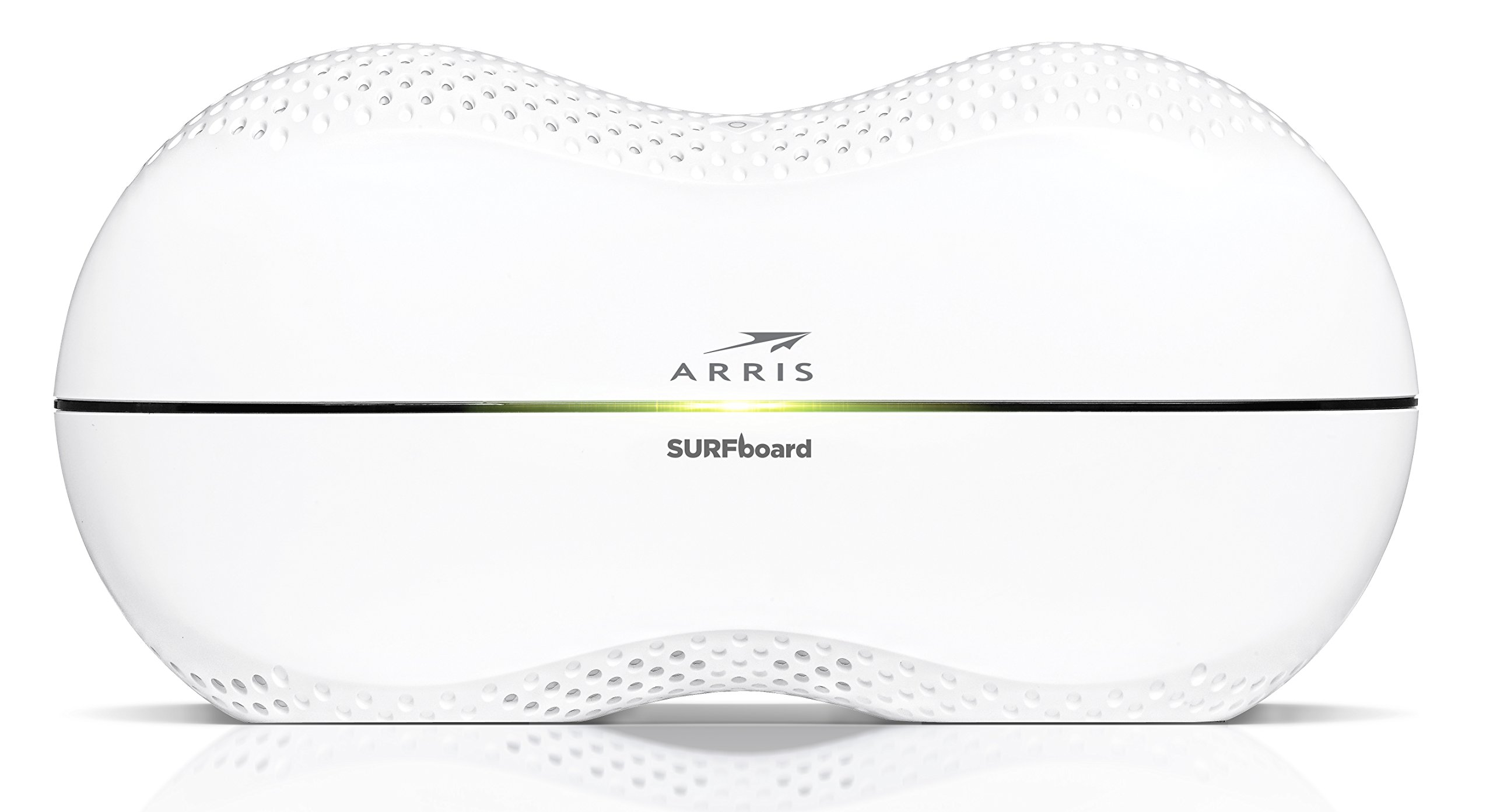 ARRIS SURFboard SBR-AC3200P AC3200 Wi-Fi Router with Ripcurrent Using G.hn