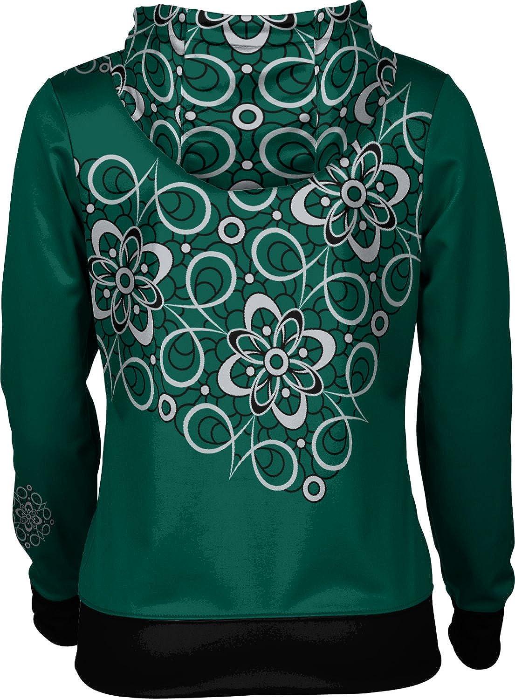School Spirit Sweatshirt Foxy ProSphere Loyola University Maryland Girls Zipper Hoodie