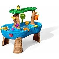 Step2 Watertafel Tropical Rainforest met 13-delig accessoireset   Waterspeelgoed voor kind met tropisch regenwoud…