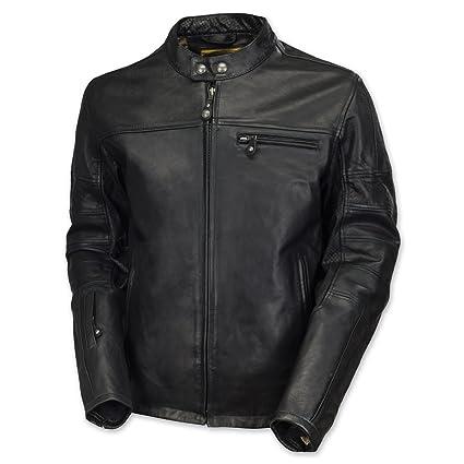b67778af9 Roland Sands Design Mens Off-Road/Dirt Bike Motorcycle Ronin Jacket -  Black/X-Large