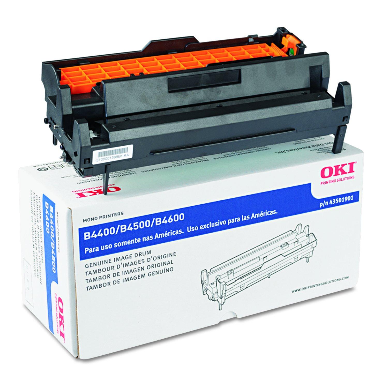 OKI B4400/B4600 drum - Tambor de impresora (Original, 25000 ...