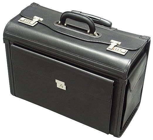 Monte Carlo Mens Wheeled Suitcase 49 cm Black Size   3   Amazoncouk   Shoes   Bags