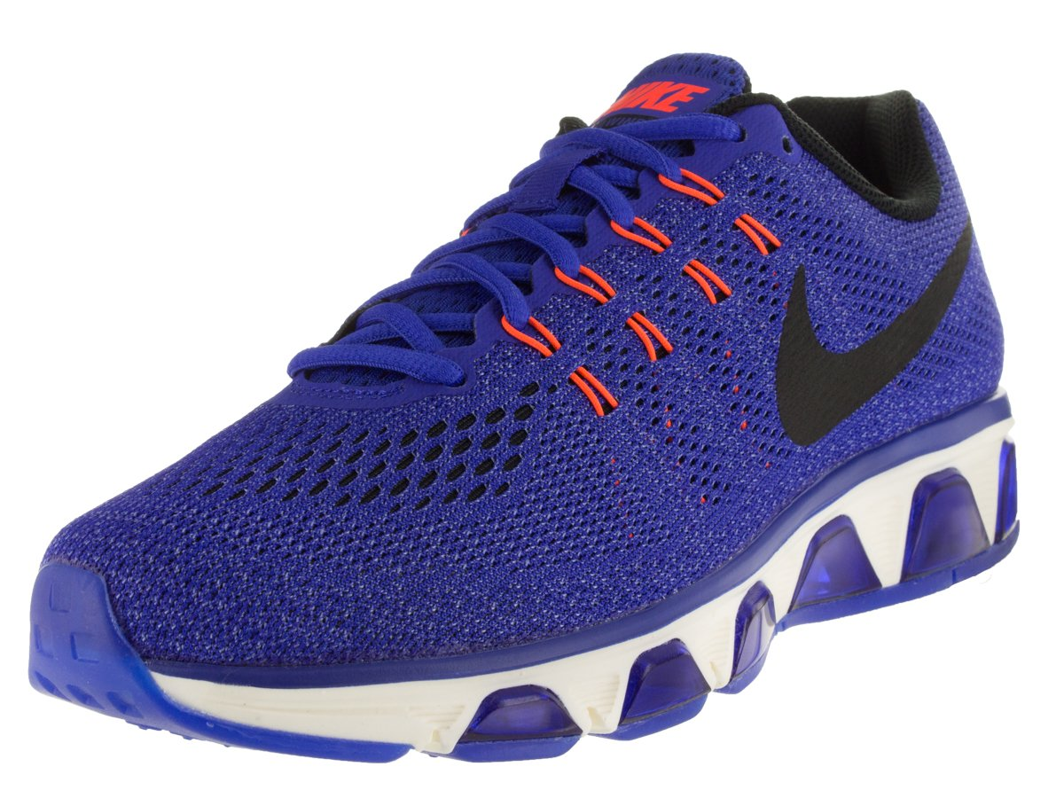 Nike Womens Air Max Tailwind Rcr Blue/Black/Chlk Bl/Hypr OrngRunning Shoe Women