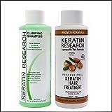 Keratin Research Tratamiento para alisar