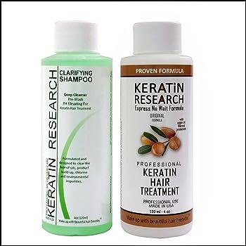 Keratin Research Complex Brazilian Keratin Hair