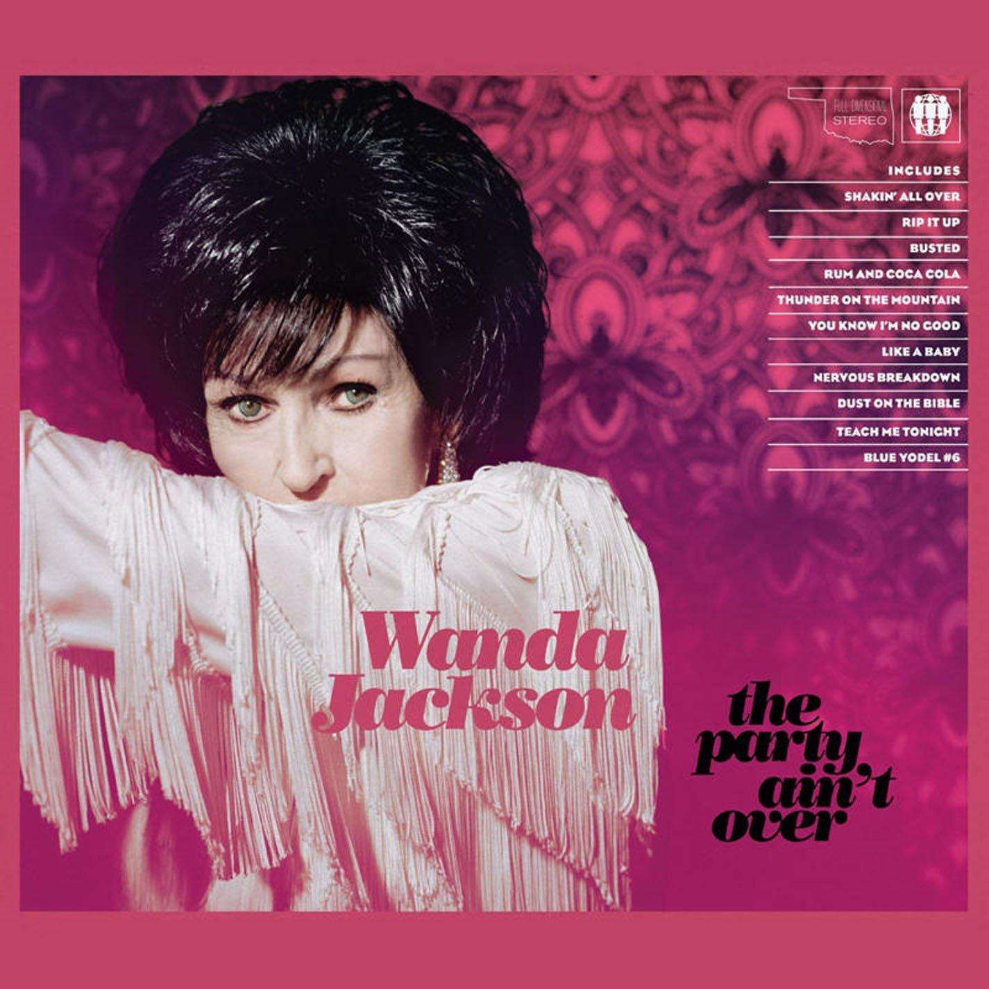 Party Ain T Over : Wanda Jackson, Wanda Jackson: Amazon.fr: Musique