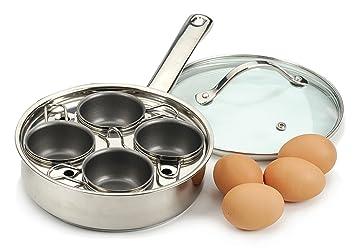 poached egg pan amazon. Black Bedroom Furniture Sets. Home Design Ideas