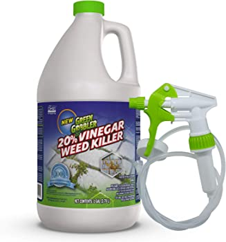GREEN GOBBLER 1 Gallon Post-Emergent Weed And Brush Killer