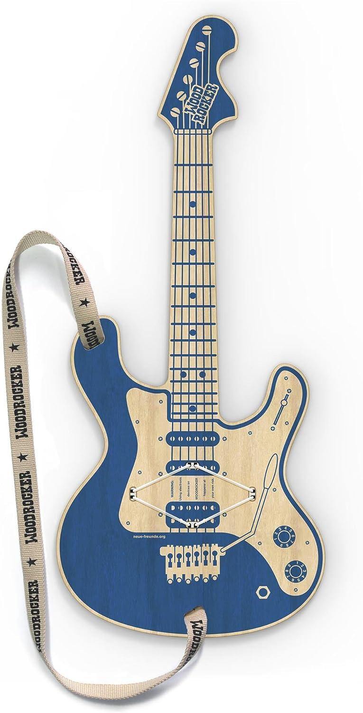 Wood Rocker, the Smart Guitar - incluye app: este funciona con tu ...