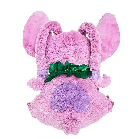 Amazon.com: Official Disney Lilo & Stitch Angel Hawaiian 39cm Soft Plush Toy: Toys & Games