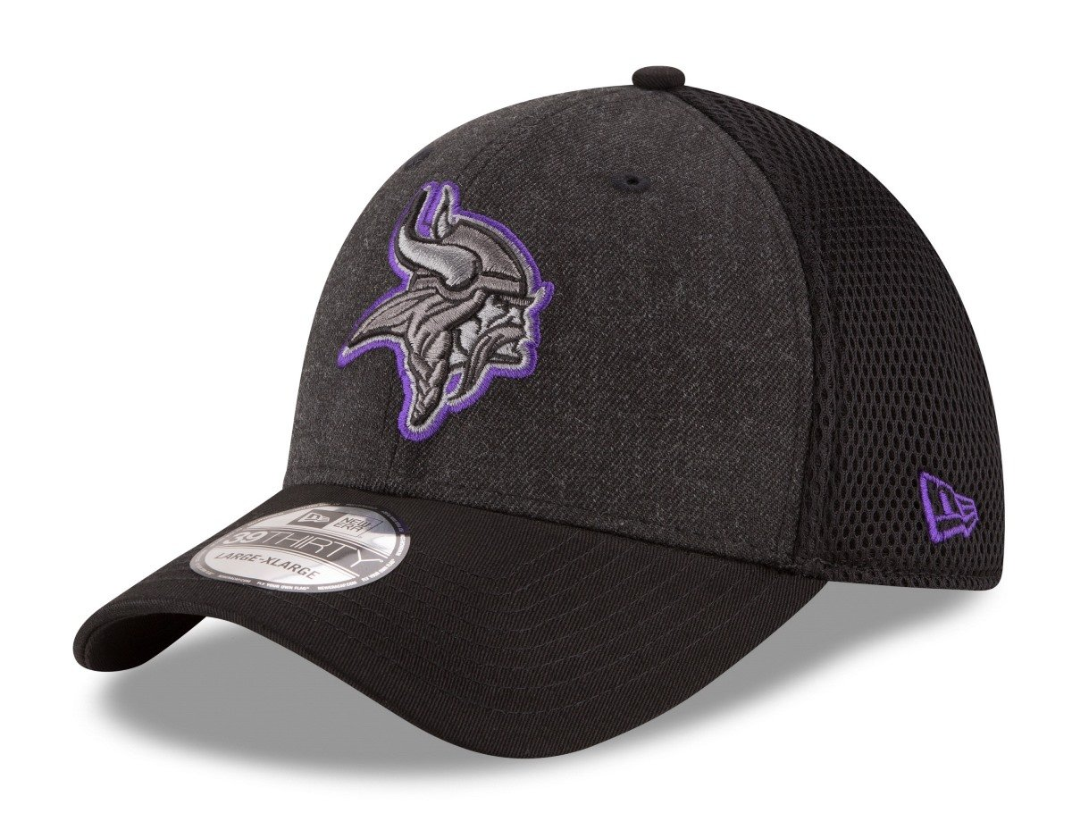 pretty nice 267b5 4afac Minnesota Vikings New Era NFL 39THIRTY