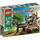 LEGO Kingdoms - 7949 - Jeu de Construction - La Capture du Soldat du Roi