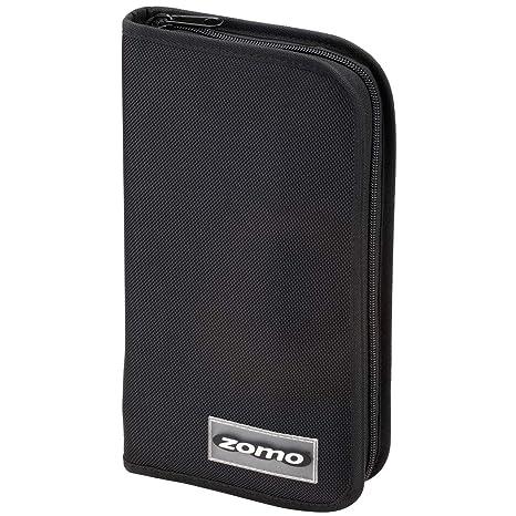 Tamaño pequeño ZOMO CD bolsa Negro bolsas de accesorios para ...