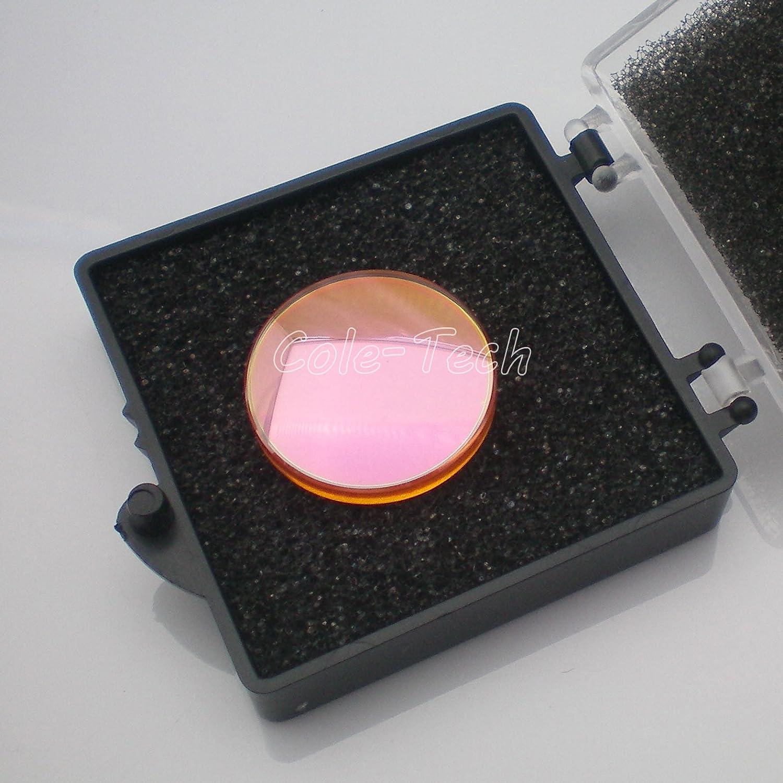 19mm ZnSe Focus Lens for CO2 10600nm 10.6um Laser Engraver//Cutter FL:1.5 38.1mm Cole