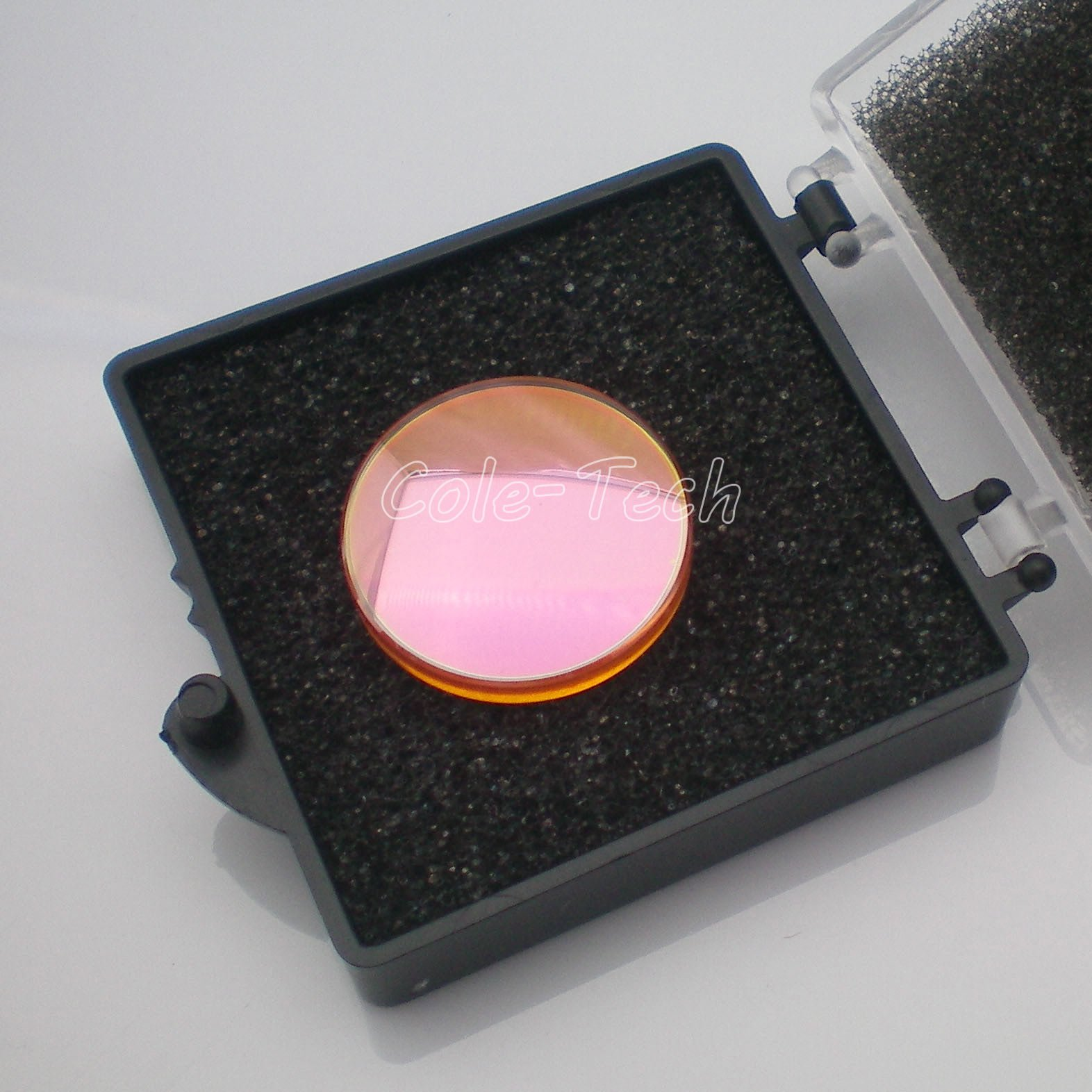 18mm ZnSe Focus Lens for CO2 10600nm 10.6um Laser Engraver/Cutter Dia:18mm FL: 3'' or 76.2mm