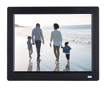 Marco Digital 10 Pulgadas HD Video Publicidad álbum Electrónico Multifunción 9.9 * 8.0 * 1.1in: Amazon.es: Electrónica