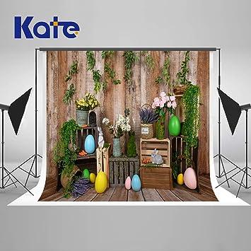 Kate 7x5ft Easter Backdrops for Photography Easter Egg in Nest ...