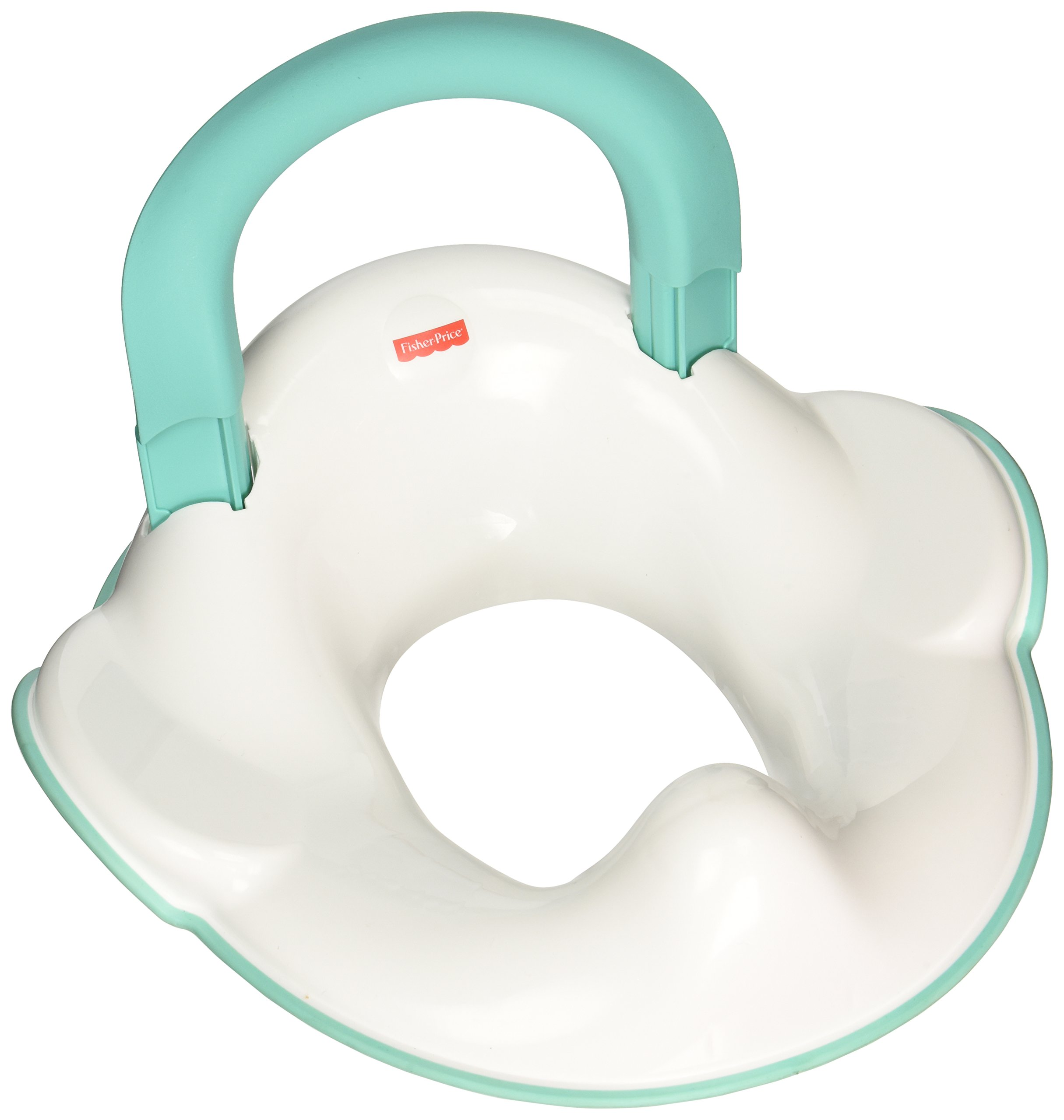 Fisher-Price The Perfect Potty Ring Glossy Exclusive Paper 12