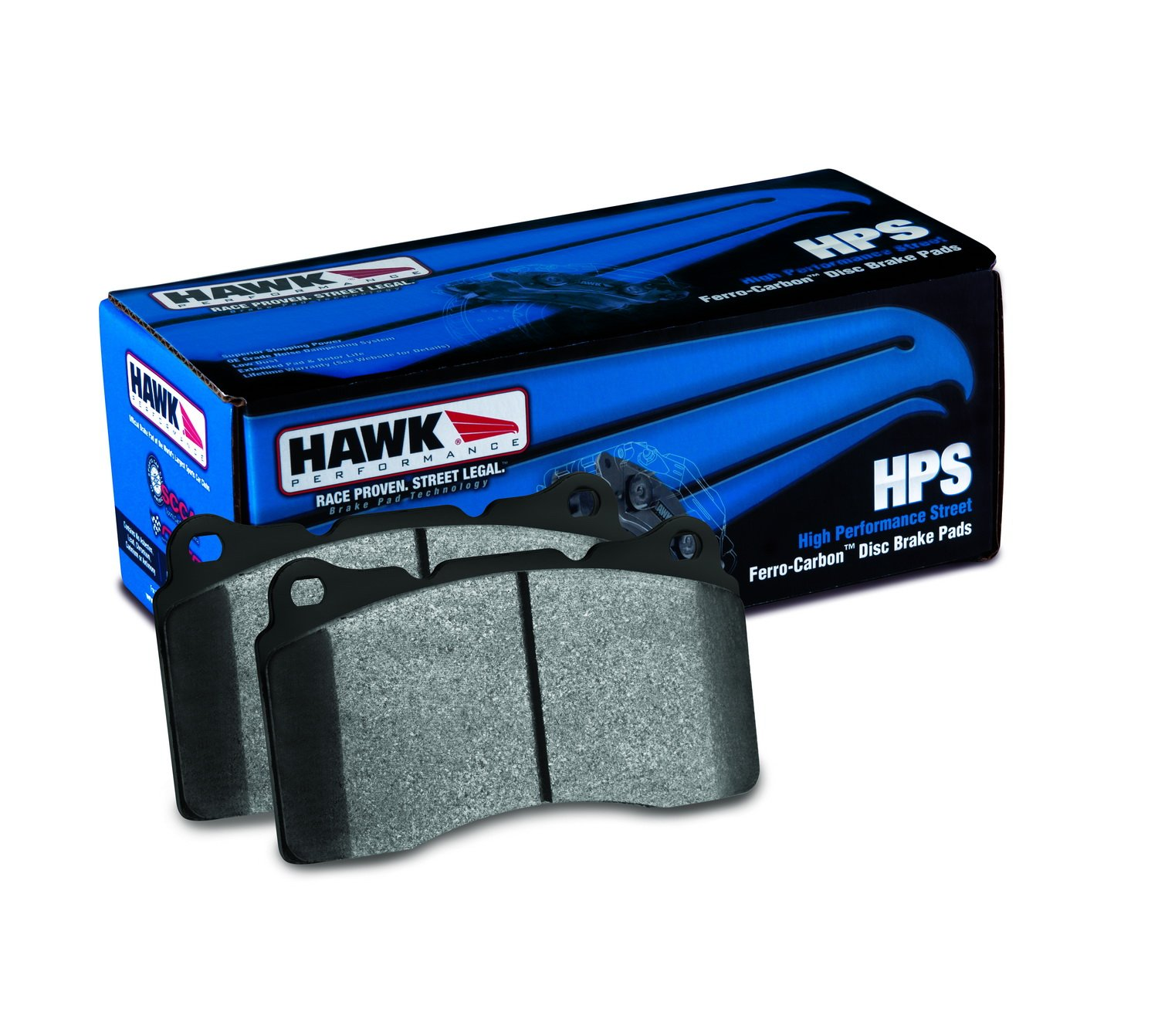 Hawk Performance HB667F.622 HPS Brake Pad