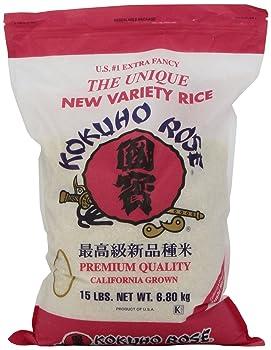 Kokuho Medium-grain Sushi Rice