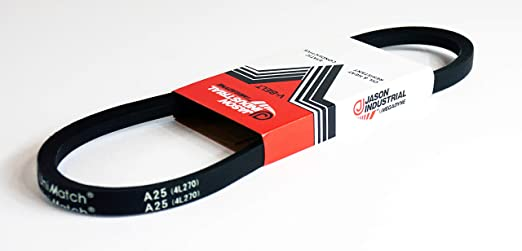 """4L V-Belt Any Size You Need 1//2/"""" made with Kevlar Multiple Lengths"""