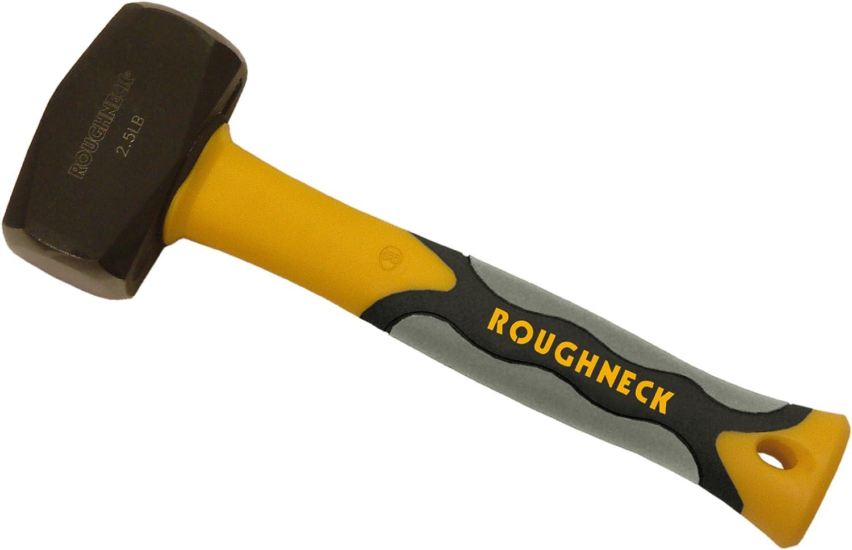 3lb Club Hammer 1.3kg Stanley Tools 156001 Anti Vibe Lump
