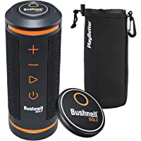 $164 » Bushnell Wingman Golf GPS Speaker with PlayBetter Protective Neoprene Pouch | Music &…