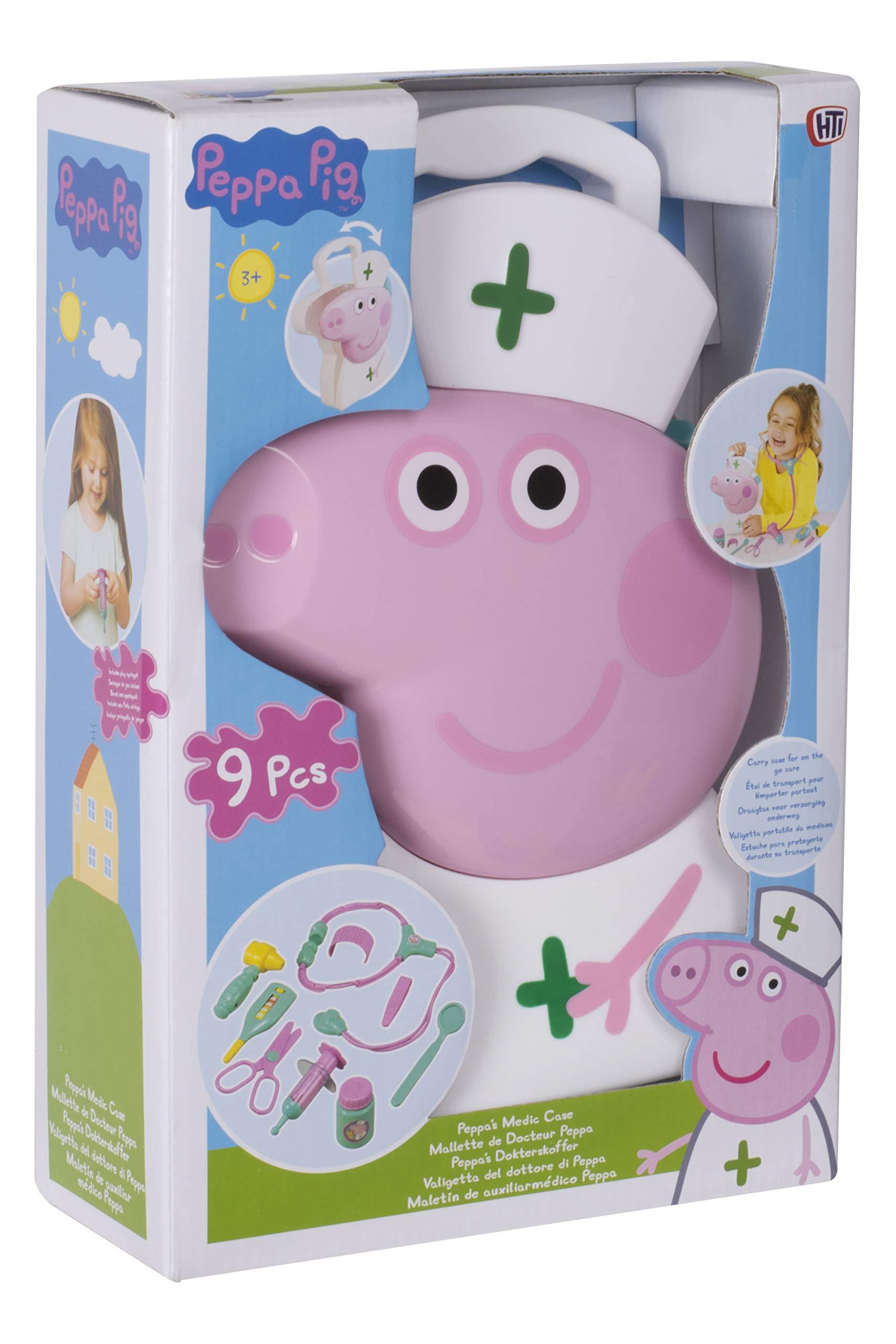 Tavitoys Peppa Pig maletín Enfermera 26x17cm 1680651 product image