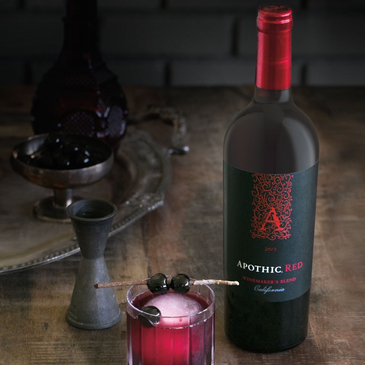 Apothic Wines California Red Wine, 75 cl (Case of 3): Amazon.co.uk: Grocery