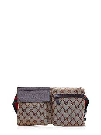 02a6bd76d157fe Amazon.com | Gucci Belt Bag | Messenger Bags