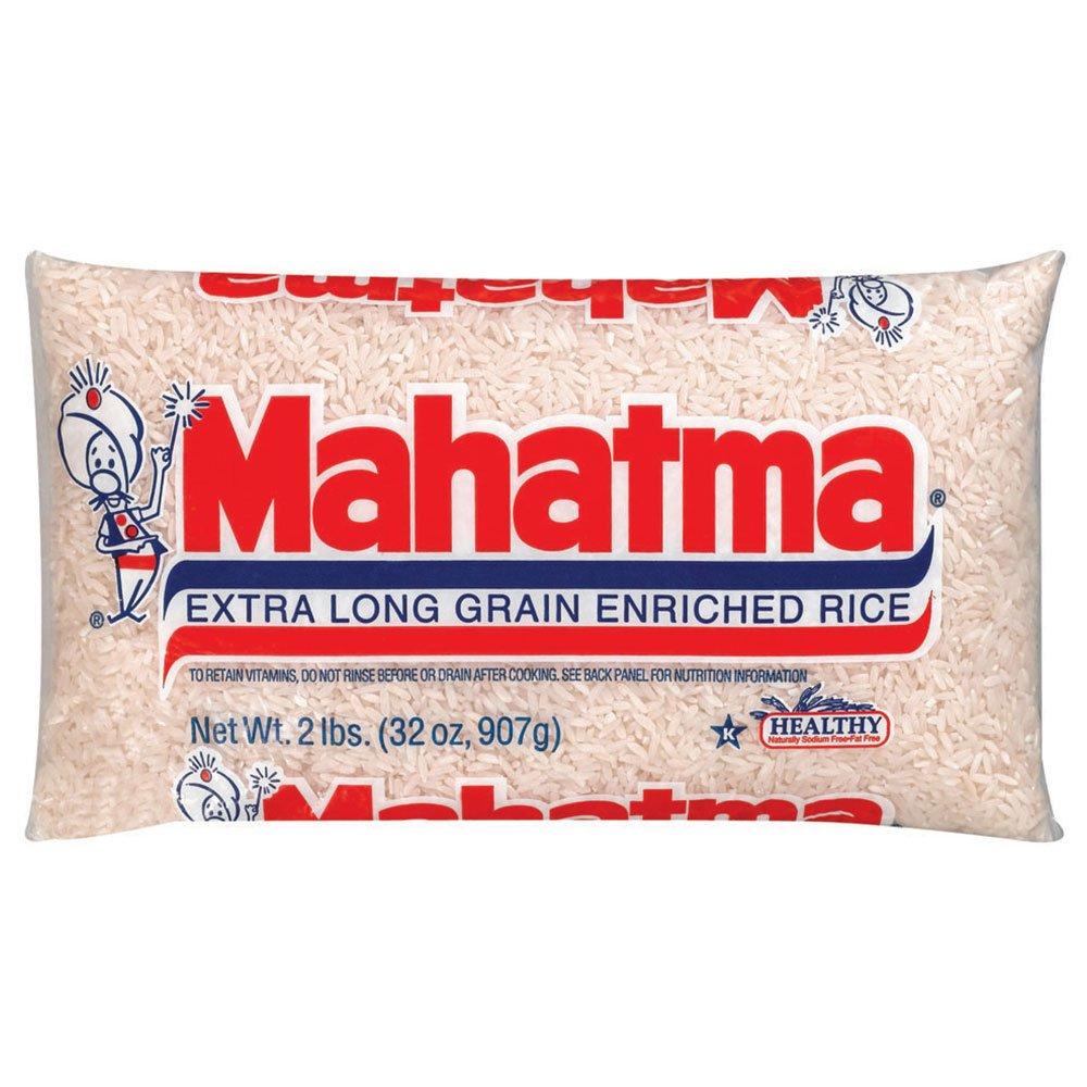Mahatma White Rice, 2 lb.