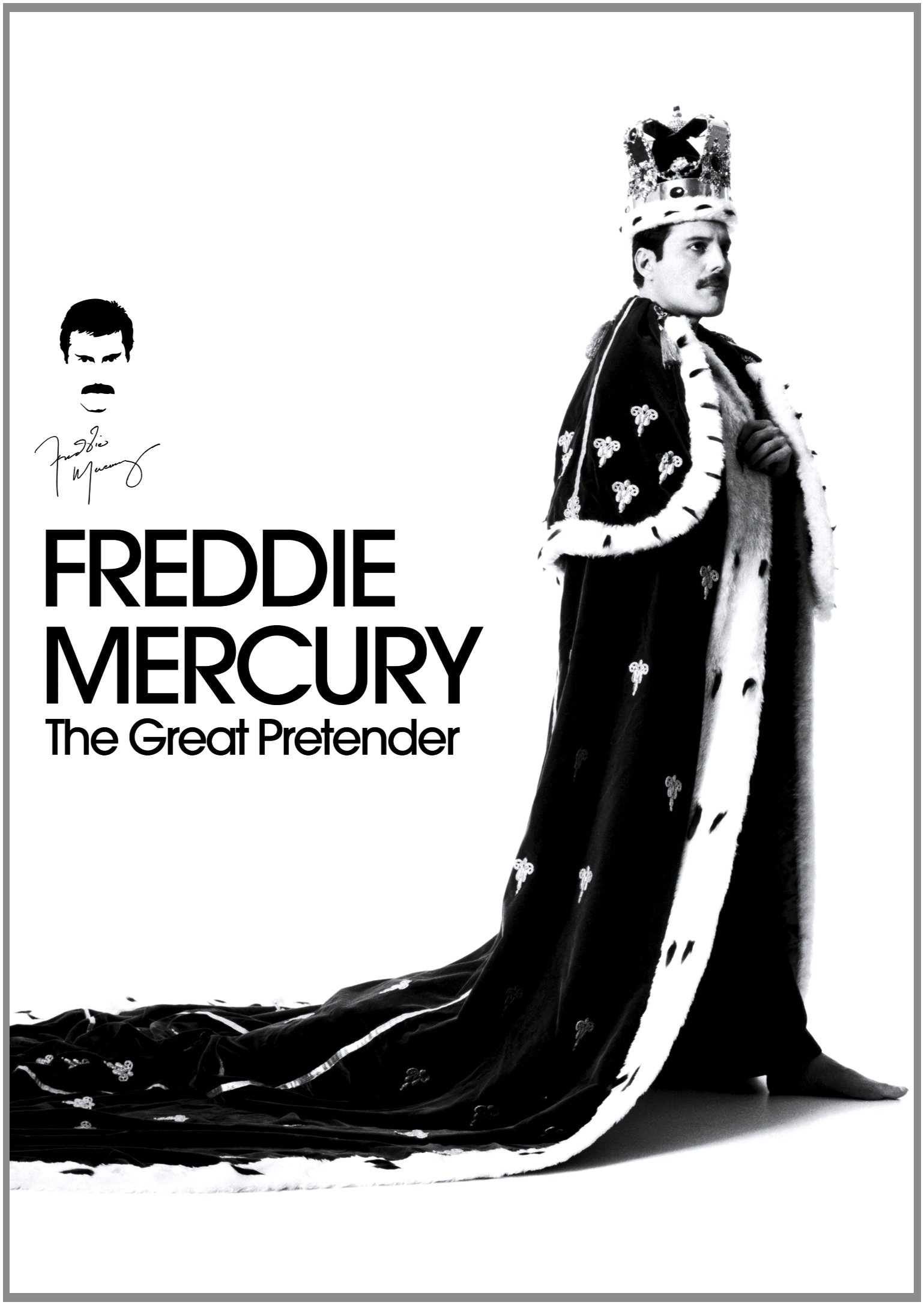DVD : Freddie Mercury - The Great Pretender (DVD)