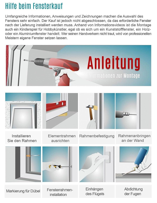 Tolle Fertige Fensterrahmen Aus Holz Zeitgenössisch - Rahmen Ideen ...