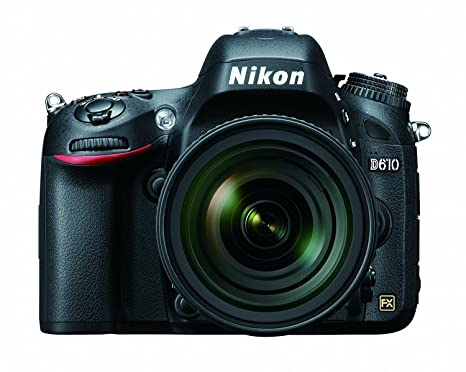 Review Nikon D610 24.3 MP