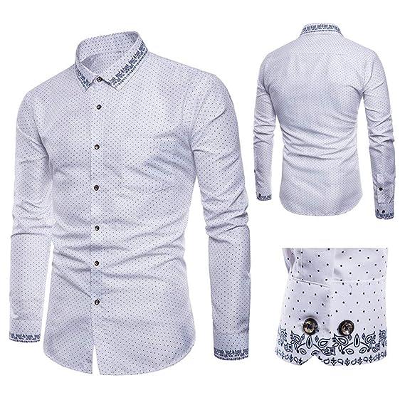 Rawdah_Camisas De Hombre Camisas De Hombre De Vestir Camisas De Hombre Blancas Camisas De Hombre Talla Grande Camisas Hombre Slim Camisas De Hombre Verano ...