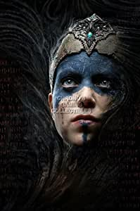 "CGC Huge Poster Glossy Finish - Hellblade Senua's Sacrifice PS4 - EXT714 (24"" x 36"" (61cm x 91.5cm))"