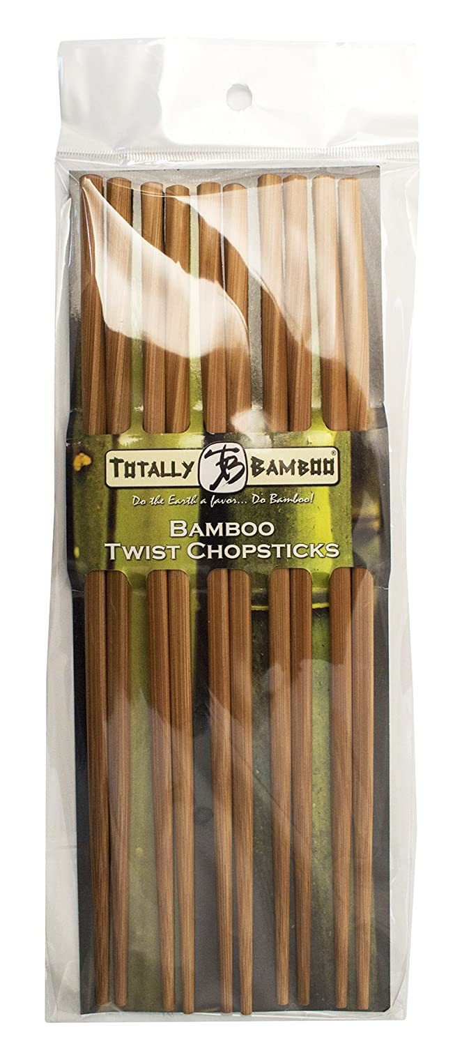 Totally Bamboo Twist Chopsticks 20-2003