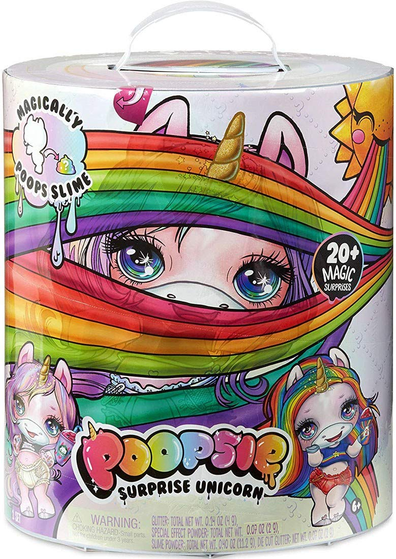 POOPSIE Surprise!! Unicorn Magically Poops Slime by POOPSIE