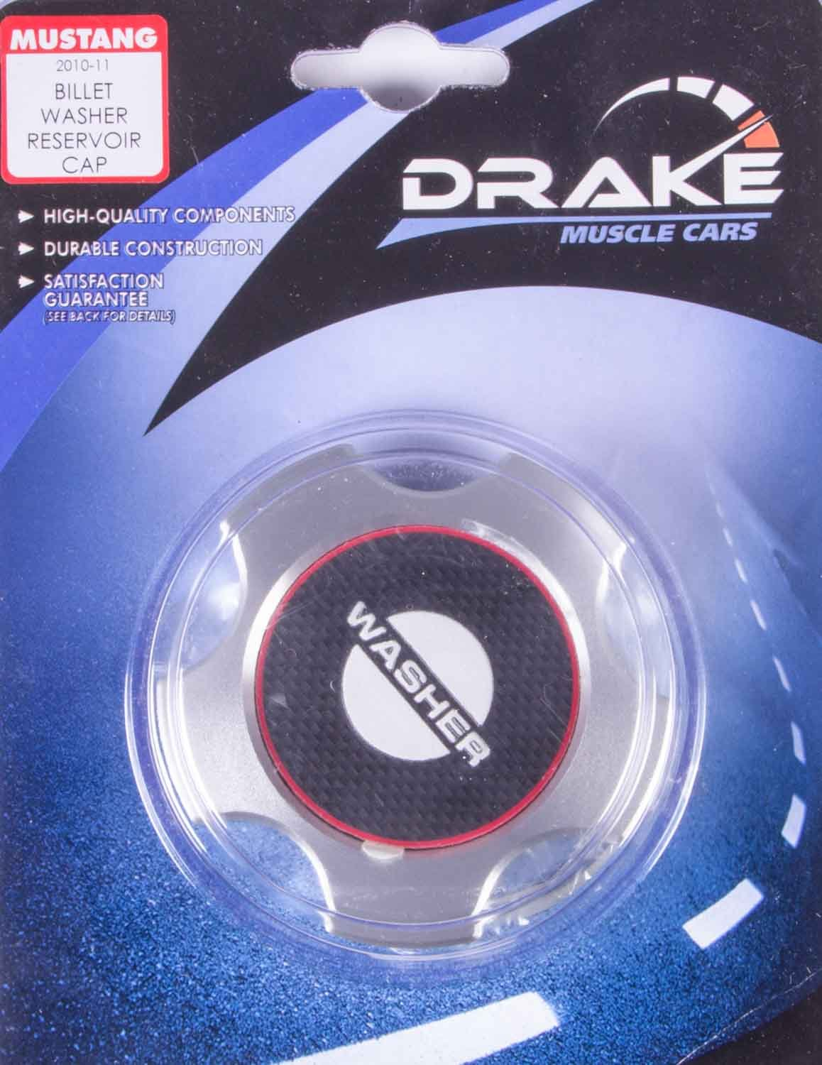 Drake Muscle Cars AR3Z-17632-BL Washer Fluid Cap, 1 Pack