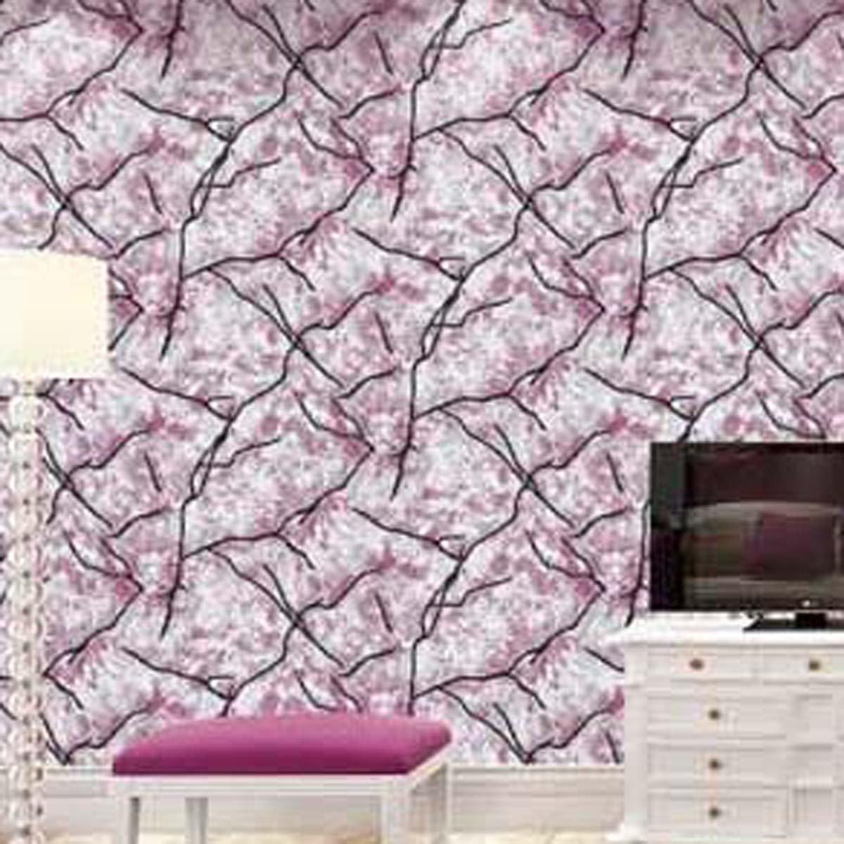 特価 3dの壁紙モダンなミニマリスト3次元のストライプdeerskin不織布